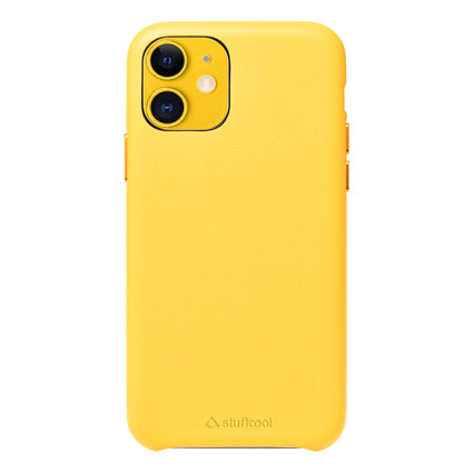 Stuffcool Premier PU Leather Back Case Cover for Apple iPhone 11 6.1""
