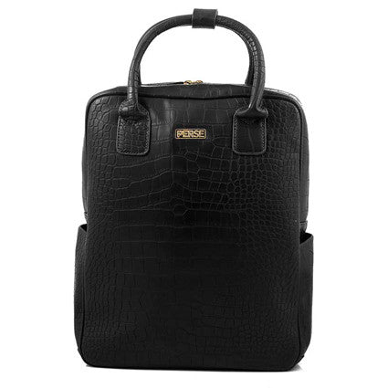PERSE Sweet As Licorice Fashion BackPack