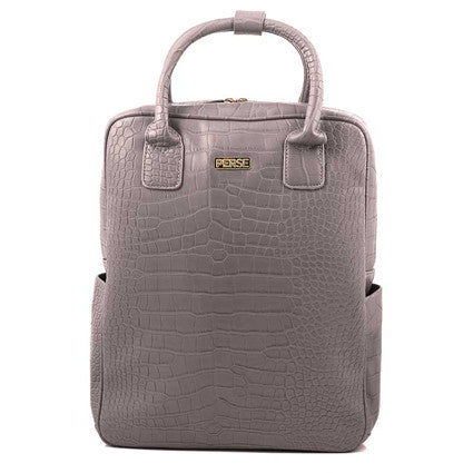 PERSE Mocha Spice Fashion BackPack