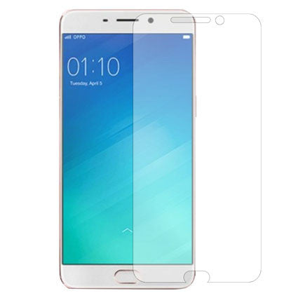 Stuffcool Puretuff Tempered Glass Screen Protector for Oppo F1s
