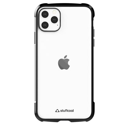 Stuffcool Shine Armour Soft Back Case Cover for Apple iPhone 11 Pro Max 6.5""