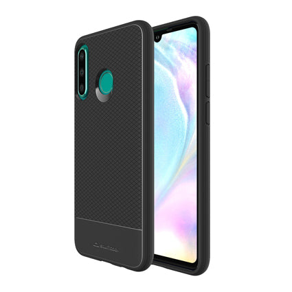 Stuffcool P30 Lite Case- Shield Armor Protective Soft Back Cover for Huawei P30 Lite (Black)