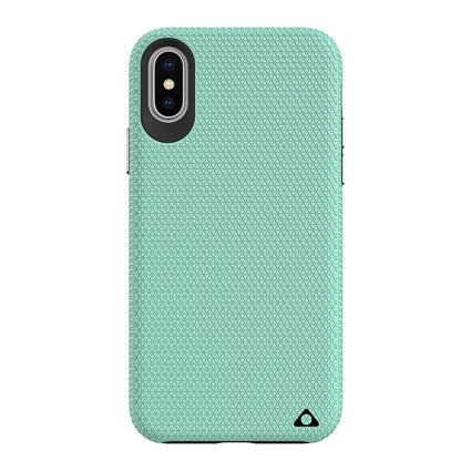Stuffcool Spike Tough & Solid Dual Layer Hard Back Case Cover for Apple iPhone XS / iPhone X