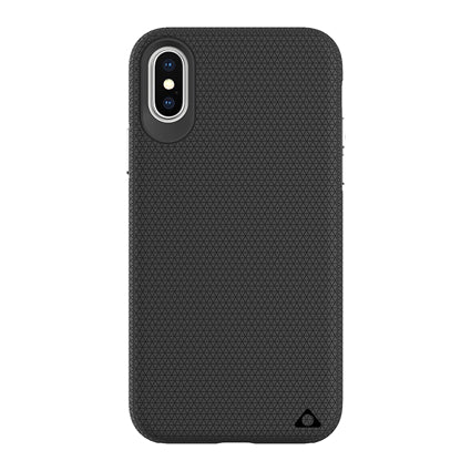 Stuffcool Spike Tough & Solid Dual Layer Hard Back Case Cover for Apple iPhone XS Max