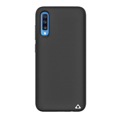 Stuffcool Spike Tough & Solid Dual Layer Hard Back Case Cover for Samsung Galaxy A70