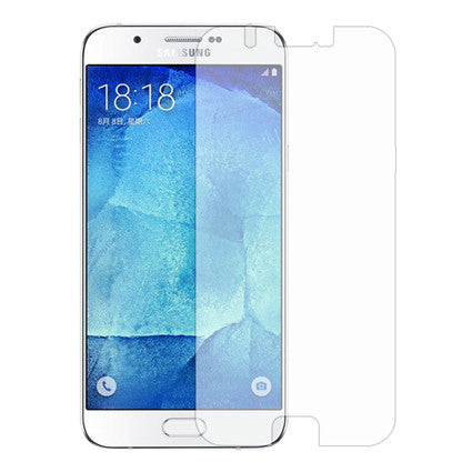 Stuffcool Puretuff Glass Screen Protector for Samsung Galaxy A8