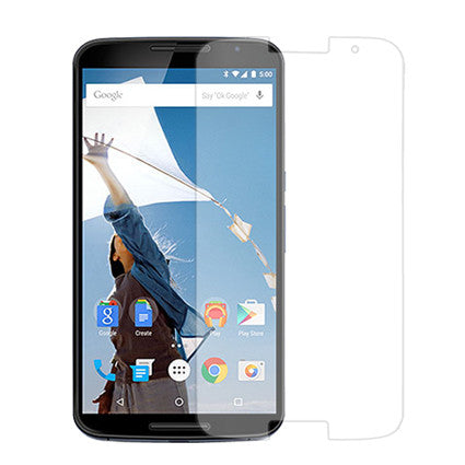 Stuffcool Supertuff Glass ScreenGuard for Motorola Nexus 6