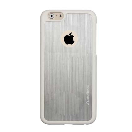 Stuffcool Alier Hard Back Case Cover for Apple iPhone 6 / 6S - Silver