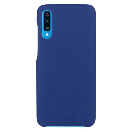 Stuffcool Uni PU Leather Back Case Cover for Samsung Galaxy A70