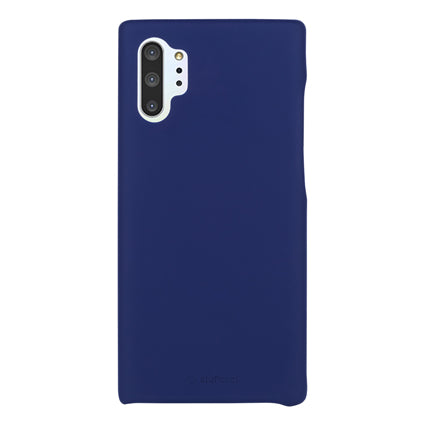 Stuffcool Uni PU Leather Slim Back Cover for Samsung Galaxy Note 10 Pro - Blue