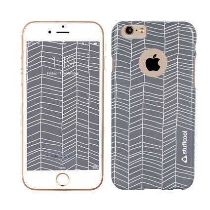 Stuffcool VIVANT Glossy Graphic Case for Apple iPhone 6 / 6S