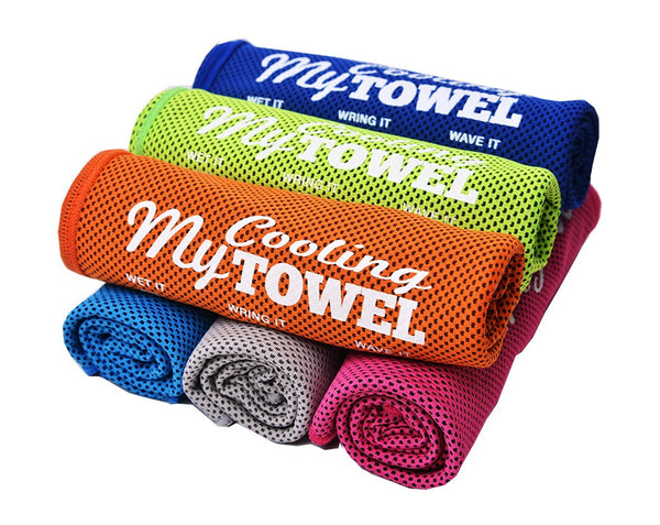 My Cooling Towel™ Royal Blue