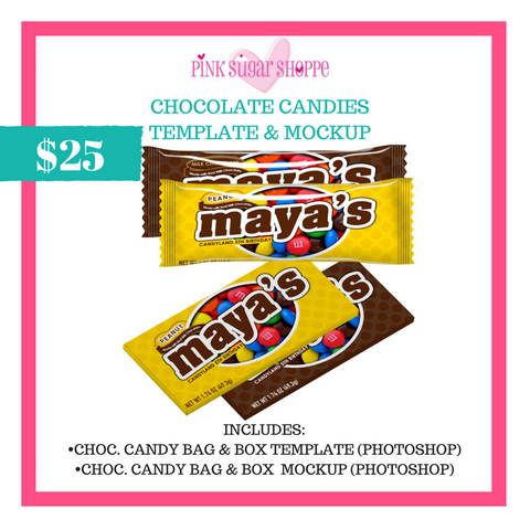 Home Page Tagged M M Custom Candy Label Pink Sugar Shoppe