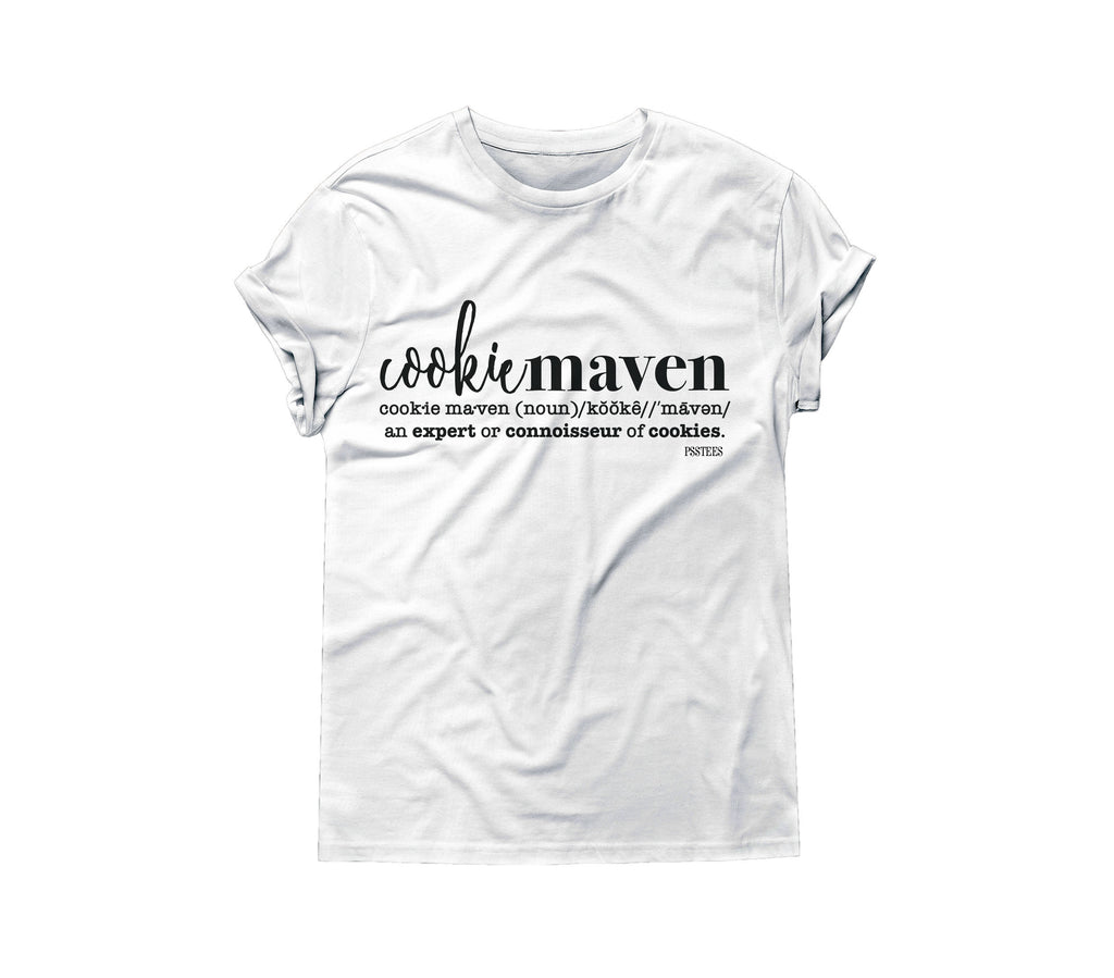 COOKIE MAVEN TSHIRT