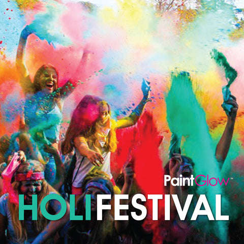 Holi Festival & Color Runs