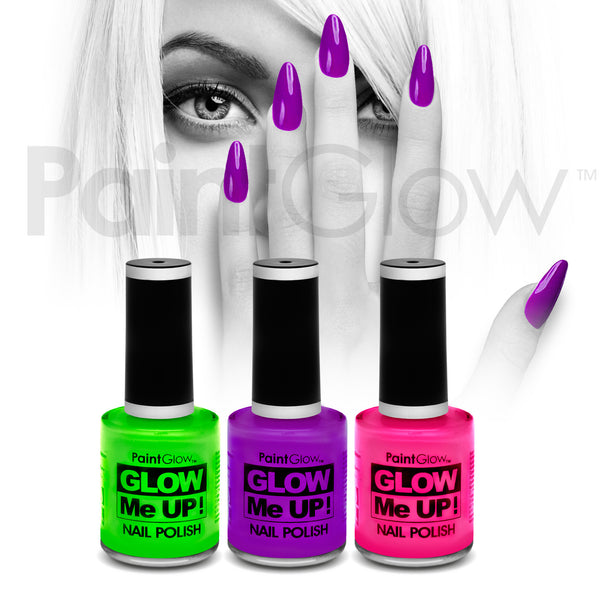 UV Nail Polish (3 Pack)