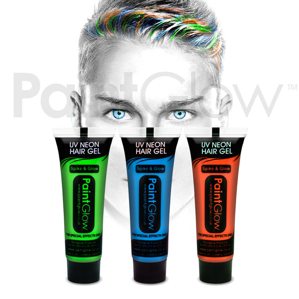 UV Hair Gel (3 Pack)