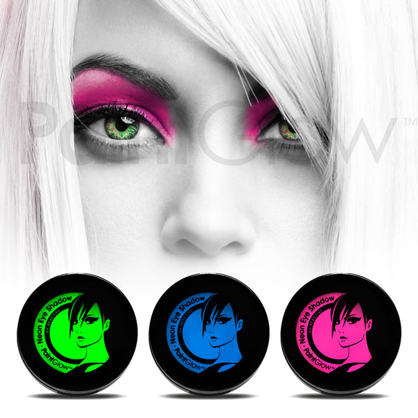 UV Eye Shadow (3 Pack)