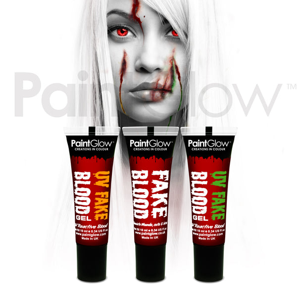 Fake Blood Pack (3 Pack)