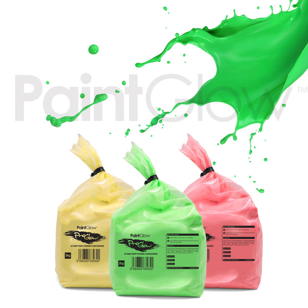 UV Paint Party Powder Concentrate (3 Pack)