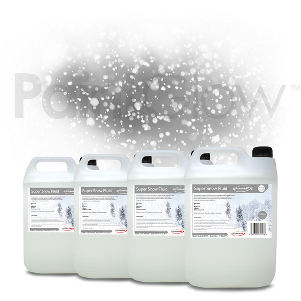 Snow Fluid (4 Pack)