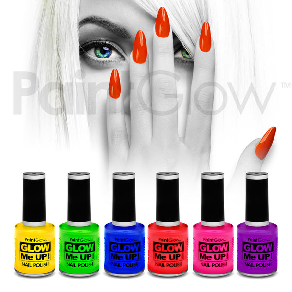 UV Nail Polish (6 Pack)