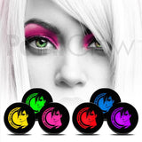 UV Neon Eye Shadow - Multi Pack (6)
