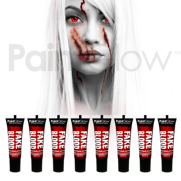 Fake Blood (8 Pack)