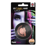 UV Glitter Hair Chalk, 3.5g