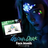 Glow in the Dark Face Jewel