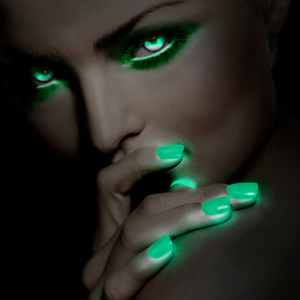 Glow in the Dark Nail Polish Hang Pack