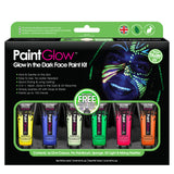 Glow in the Dark Face & Body Paint Kit