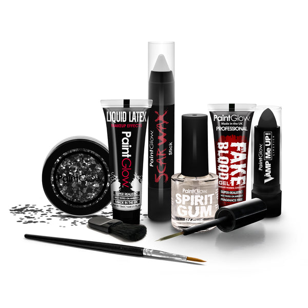 Frightfest Halloween Ultimate Horror Makeup Kit