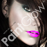 UV Neon Lip Gloss - PaintGlow