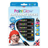 Pro Face Paint Stick Adventure Boxset