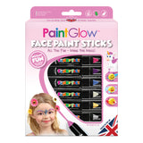 Pro Face Paint Stick Fantasy Princess Boxset