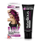 Neon UV Semi Permanent Hair Dye 70ml