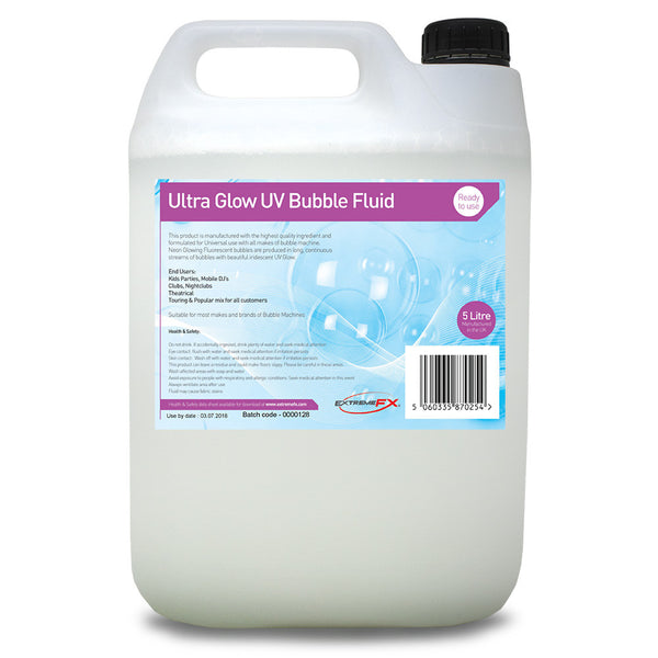 UV Bubble Fluid, 5L