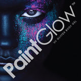 PaintGlow Neon UV Glitter Body Gel