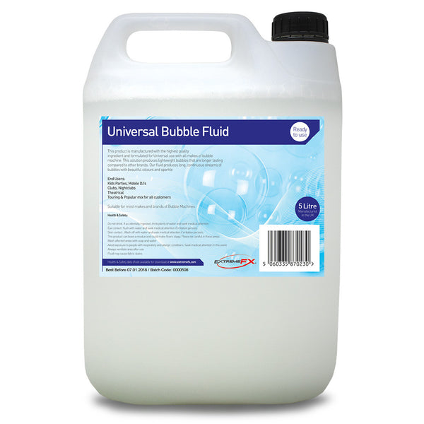 Bubble Fluid, 5L