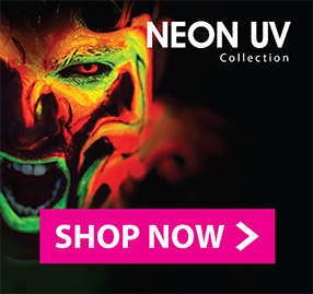 halloween uv paint
