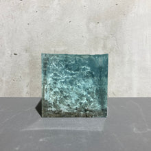 concrete x resin art | landscape | W65mm x D65mm x H65mm