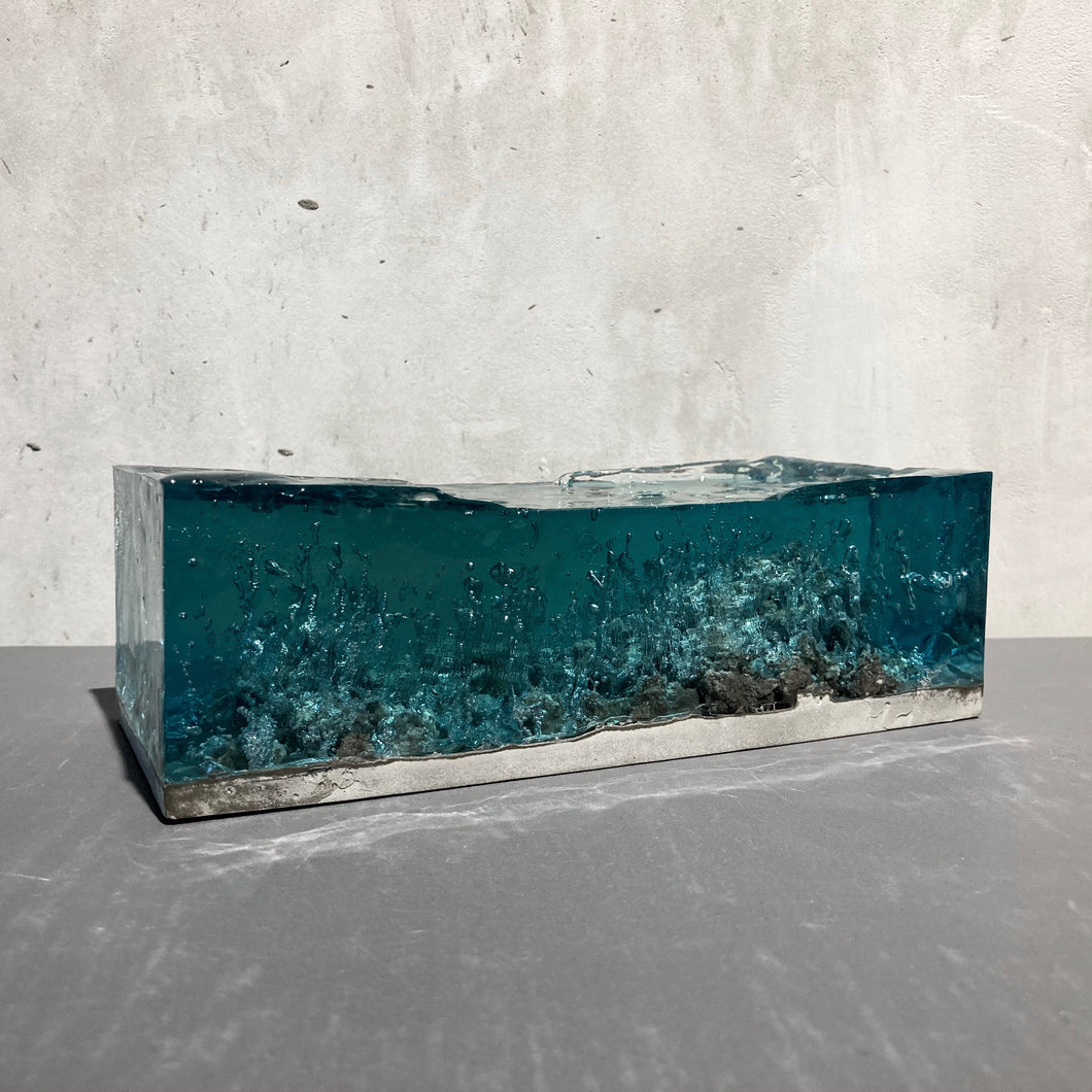 Concrete x Resin Art | mystery