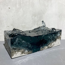concrete x resin art | 11000 meters, 2020 | W205mm x D90mm x H100mm