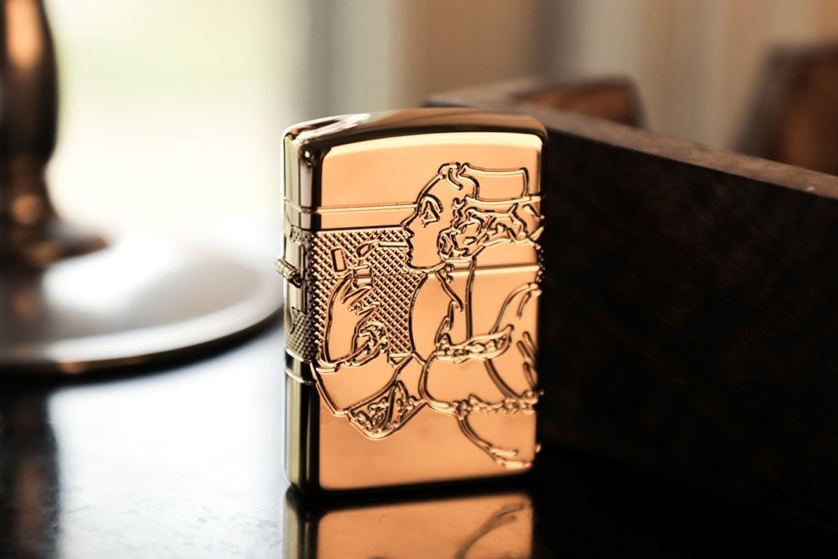 zippo com debuts exclusive windy limited edition lighter