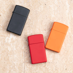 Slim Matte Lighters