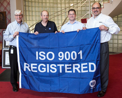 Zippo Receives ISO 9001:2008 Certification