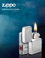 2018-2019 Zippo Choice Catalog - Click to Download