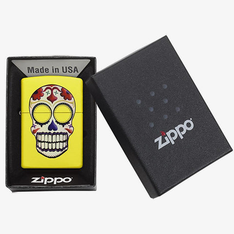 Day of the Dead Lighters Packaging