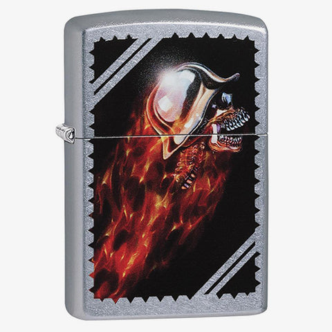 Color Image Skull Lighter